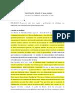 Cidadania No Brasil