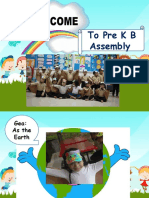 assembly pre k b