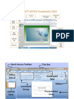 Parts of Powerpoint
