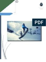 Snowboard - Ergonomia