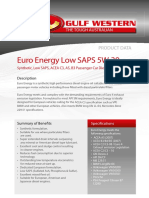 Euro Energy Low SAPS 5W 30-3-2015