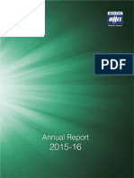 BHEL Annual Report 2015-16