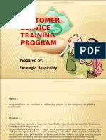 Customerservice Training
