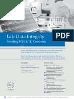 ECA Integrity LabData 2015