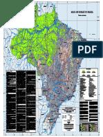 Mapa de Biomas Do Brasil 2 - IBGE