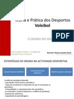 Teoria e Prática dos Desportos_Voleibol
