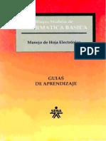 Manejo Hoja Electronica Guias