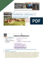 Unidad Didactica 5to 1ra Marzo 2017