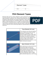 Element Types