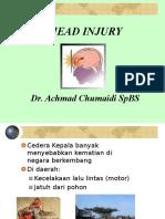 BIM CAROK head injury.ppt