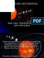 Power Point Tata Surya Dan Jagad Rayanasori