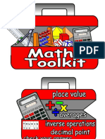Maths Toolbox 2