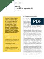 Obesidad y Sobrepeso. Criterios de Intervención y Tto