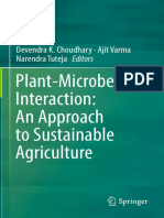 Plant-Microbe Interaction an Approach to Sustainable Agriculture