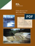 Design Manual for Small RCC Dams