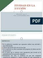 2. Ley Del Presupuesto