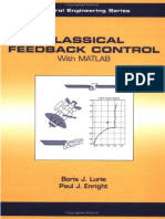 Classical Feedback Control with MATLAB.pdf