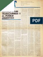 CGT de los Argentinos N° 1
