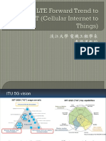 5. 3GPP LTE Forward Trend to CIoT (Cellular Internet to Things)_李揚漢教授(演講簡報版)