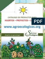 Catálogo HIDROPONIA GUATEMALA