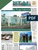 Edição Julho de 2010 - 1ª Quinzena - Jornal Capital Mercado & Negócios