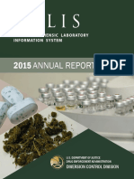 National Forensic Laboratory Information System 2015 Annual Report