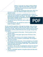Quiz Corrections 1.15