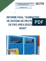 1._informe_final Arreglo Piso en Container