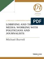 2003 Burrell - Lobbying and the Media.pdf