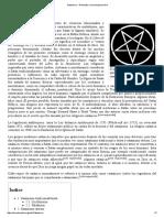 Satanismo - Wikipedia, La Enciclopedia Libre
