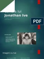 Cariera Lui Jonathan Ive