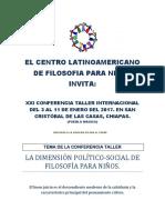 04 Conferencia Internacional 2017