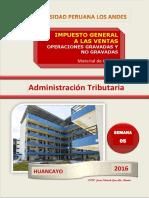 Tarea 05 El Impuesto General a Las Ventas