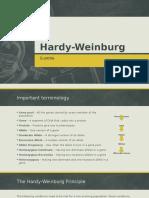 hardy-weinburg