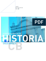 Historia Cronologia