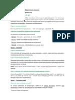 ES-104 - Serviços Preliminares - Fixação (3 Out)