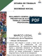 2 Reglamento General de Medidas Preventivas Trabajo