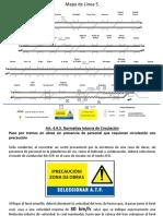 MAPA DE LINEA 5