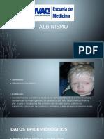 Derma Albinismo