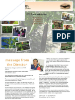 HIAM Health 2012 Annual Report