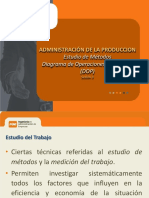 Sesion 03 - Estudio de Metodos Diagrama de Operaciones de Proceso