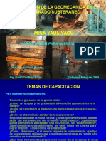 Curso Geomecánico Yailyacu Mayo05_David Córdova