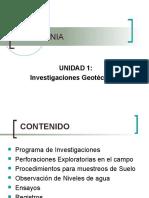 1.Investigaciones Geotécnicas.ppt
