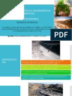 El Cobre, Los Efluentes de Minería de Cobre y El Pastoreo Como Determinantes Potenciales de La Abundancia Algal y La Diversidad en El Norte de Chile