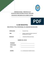327274675 Clase Magistral Atletismo Fundamentos