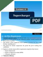 Lec 4. Supercharger