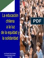 Educacion Chilena en Equidad y Solidaridad