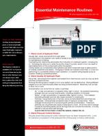 Six Essential Maintenance Routines NZ