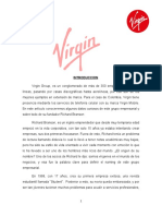 Virgin, Marcas Registradas