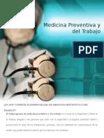 Medicina Preventiva y Del Trabajo